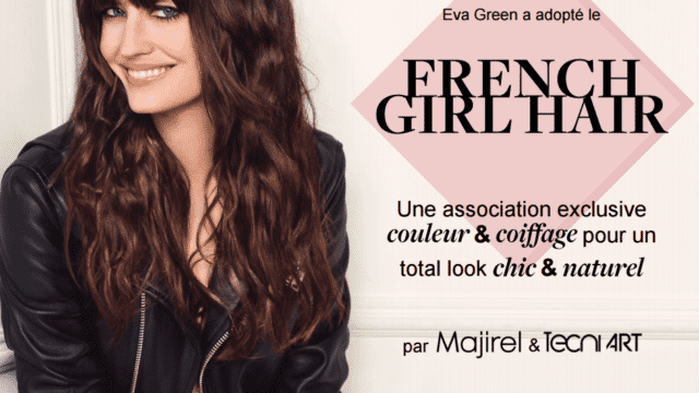 Eva Green a adopté le French Girl Hair