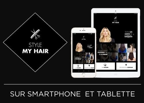 Appli Style My Hair / L'OREAL PROFESSIONNEL